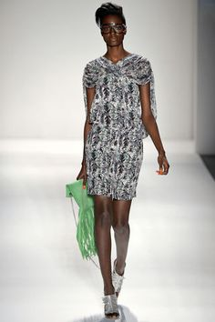 Tracy Reese Spring 2013 Ready-to-Wear Collection Slideshow on Style.com