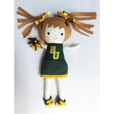Baylor Cheerleader D