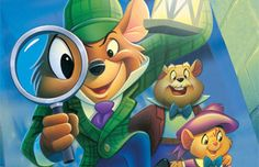Win The Great Mouse Detective on DVD. Click through to enter. Contest closes Feb. 1.