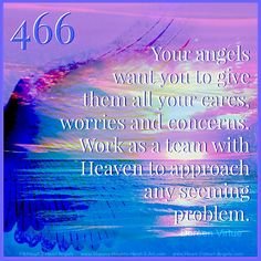 466 angel numbers | Flickr - Photo Sharing!