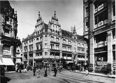 1901:Spittelmarkt 10 Ecke Kurstrasse,Tietzenthaler