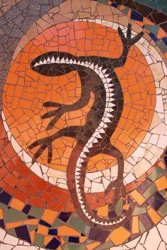 Mosaic Me Joga na Parede