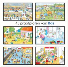 Bas praatplaten Learn Dutch, I Love School, Dutch Language, Language Lessons, Learning Tools, School Teacher, Teaching English, Speech Therapy, Montessori