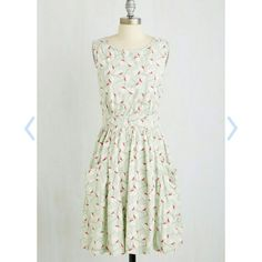 ModCloth Dress Size 14UK fits like a 12US New with tags attached. ModCloth Dresses