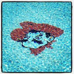 A Pistol Pete pool... It would be my Husbands dream! Especially if it was he pistol Pete golfer