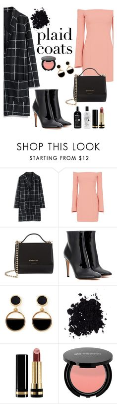"""""""Untitled #136"""" by callmelessie on Polyvore featuring Chicwish, Cinq à Sept, Givenchy, Gianvito Rossi, Warehouse and Gucci"""