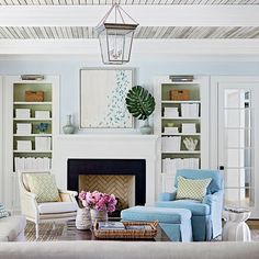 Pastel Pleaser - 15 Ways to Decorate with Pantone's 2016 Colors of the Year - Coastal Living