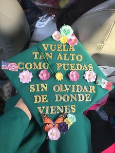 Possible senior quote in english Graduation Cap And Gown, Graduation Cap Designs, Graduation Cap Decoration, Nursing Graduation, Grad Cap, College Graduation, Graduation Caps, Grad Pics, Graduation Pictures