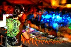 Get sunburned with fantastic music at the annual sunburn festival in Goa!