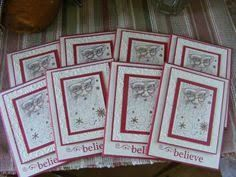 Image result for santa collage rubber stamp by rubber stampede