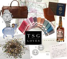 Graduation Day Gifts  As Seen in The Scout Guide. The Scouted Life Blog. @The Scout Guide Jackson
