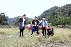 Hip Hop (Raperos principales): MinGyu, WonWoo, S.Coups y Vernon
