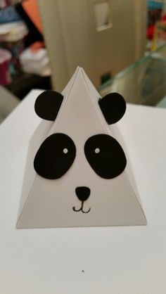 Playful pals - panda - stampin up