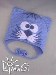 Resultado de imagen para como fazer touca infantil de croche de personagens disney