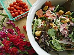 Fave Salads: Italian Chopped Salad — Miss Molly Vintage