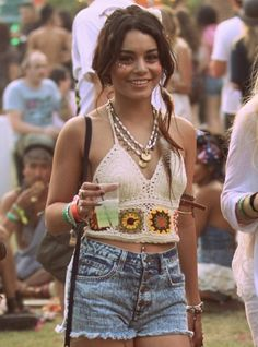 Vanessa Hudgens makes Woodstock 1969 Fashion is HOT again in 2014! --- Epic Rights along with Perryscope Represents Woodstock for Branding and Licensing