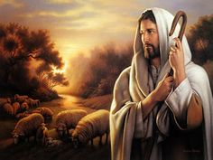 JEZUS en MARIA Groep.: WAAROM JEZUS ? JEZUS DE GOEDE HERDER
