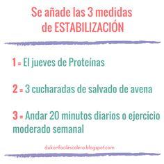 El método suave de Dukan: La escalera nutricional : Cómo funciona la 3ª Fase y definitiva de la Escalera Nutricional: ESTABILIZACIÓN