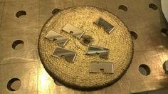 Trattamento oro lucido su elementi metallici. (www.pentasystems.it)