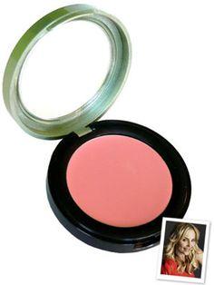 Sally Hansen Natural Beauty Inspired By Carmindy Sheerest Cream Blush in Beaming, $8.95, drugstore.com