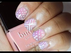 The popular X tribal nail art tutorial - http://www.nailtech6.com/the-popular-x-tribal-nail-art-tutorial/