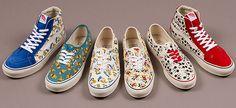 sneakers Vans x Disney