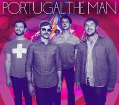 Portugal The Man @ the Wiltern Theater Los Angeles 2012