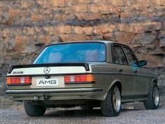 Mercedes AMG W123