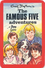 The Famous Five Adventures by Enid Blyton