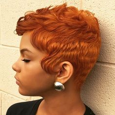 Tremendous Pixie Haircuts Haircuts And Black Women On Pinterest Hairstyle Inspiration Daily Dogsangcom
