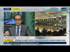 Francesco Cariello (M5S) a Rai News24 23/1/2017