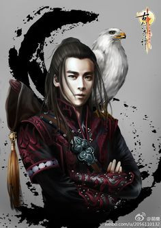 Legend_of_the_Ancient_Sword_gujianqitan_Fanarts_027