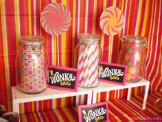 Willy Wonka candy bar
