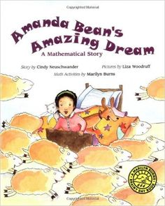 Bring multiplication facts to life with stories. Introduce multiplication concepts with these 4 read aloud books to make math to world connections. Multiplication Strategies, Teaching Multiplication, Teaching Math, Array Multiplication, Math Literacy, Math Math, Maths Puzzles, Math Education, Math Fractions