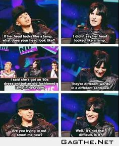 Noel Fielding vs. Dappy of nDubz