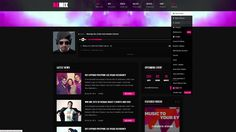 Remix - Music Band Club Party Event WP Theme Remix Music, Cool Themes, Club Parties, Music Bands, Party, Parties, Bands