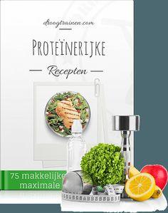 proteïnerijke recepten