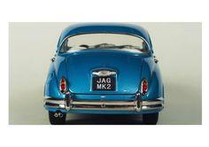 1962 Jaguar MK II 3.8 From fairfieldcollectibles.com