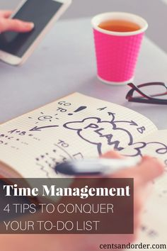 It seems there's never enough time in a day to accomplish everything we intend to. These strategies will help you with time management and conquer your to-do list.
