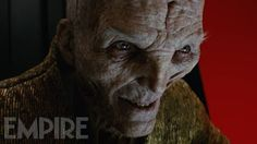 New Image of Supreme Leader Snoke From 'The Last Jedi' Revealed