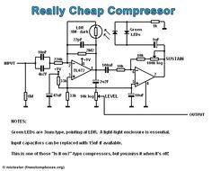StompBoXed - The Guitar Pedal Builders Repository: Really Cheap Compressor Guitar Pedal Power Supply, Diy Guitar Pedal, Guitar Chords For Songs, Best Acoustic Guitar, Music Guitar, Guitar Effects Pedals, Guitar Pedals, Distortion Guitar, Simple Circuit