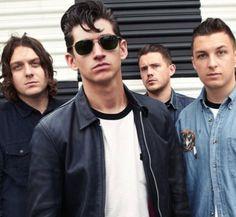 The Arctic Monkeys <3
