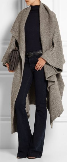 32 Jawdroppingly Cheap Cardigan to Buy - Herren- und Damenmode - Kleidung Fashion Mode, Work Fashion, Fashion Looks, Womens Fashion, Fashion Design, Street Fashion, Cheap Fashion, 70s Fashion, Street Chic