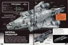 CANON: CEC Imperial Gozanti-class cruiser - X-Wing - FFG Community