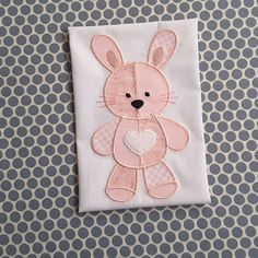 Baby Applique Machine Embroidery Design by BabyEmbroideryShop