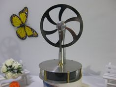 Sunnytech®Low Temperature Stirling Engine Motor Steam Heat Education Model Toy DW-70-01 Sunnytech® http://www.amazon.com/dp/B00MP4XARY/ref=cm_sw_r_pi_dp_UpUpvb0MKE7DT