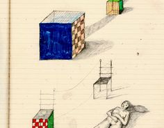 """Check out my @Behance project: """"Il giardino Raziocinativo"""" https://www.behance.net/gallery/58981227/Il-giardino-Raziocinativo"""