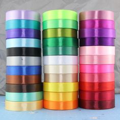 one roll 25yards width 2cm christmas party decorative cotton silk satin ribbon for Sewing Fabric DIY crafts  cars wedding  gift