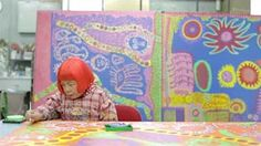 Yayoi Kusama Interview: Let's Fight Together - YouTube