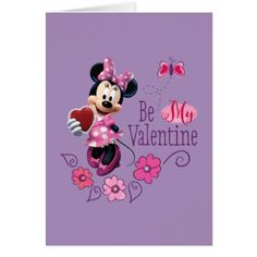 Be My Valentine Card - tap, personalize, buy right now!